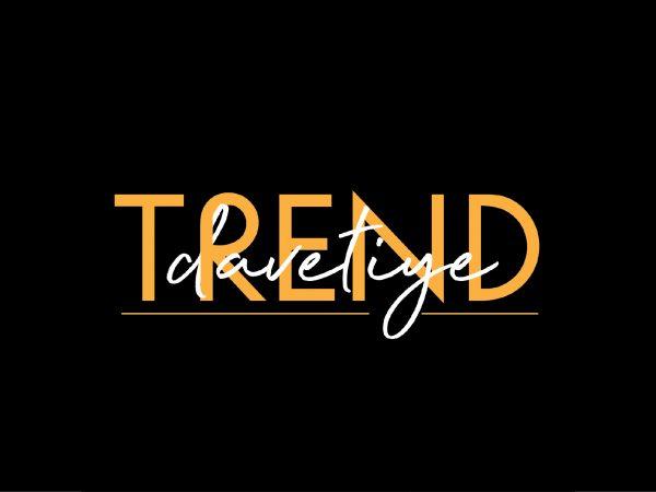 <span>TREND DAVETİYE</span><i>→</i>